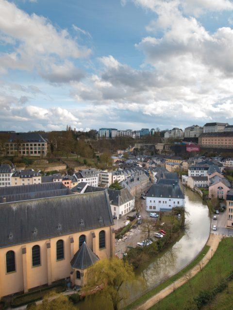 Il Plateua du Luxembourg
