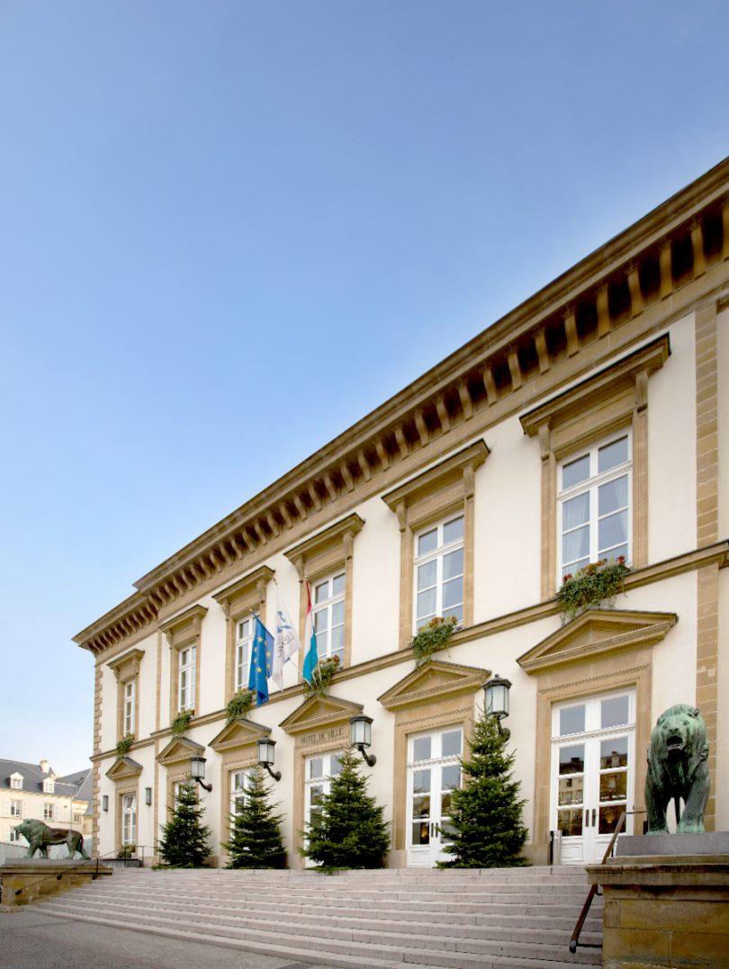 Il comune di Lussemburgo, Place d'arme