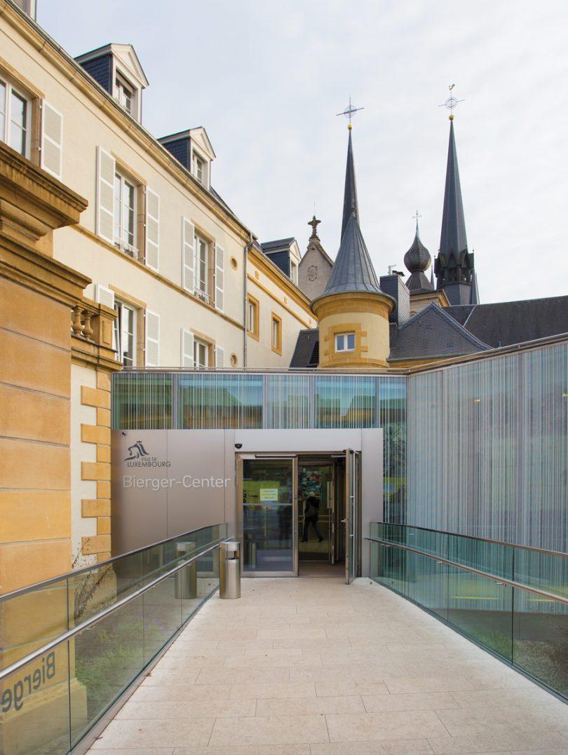L arrivo nel granducato del lussemburgo il diritto di - Diritto di abitazione durata ...