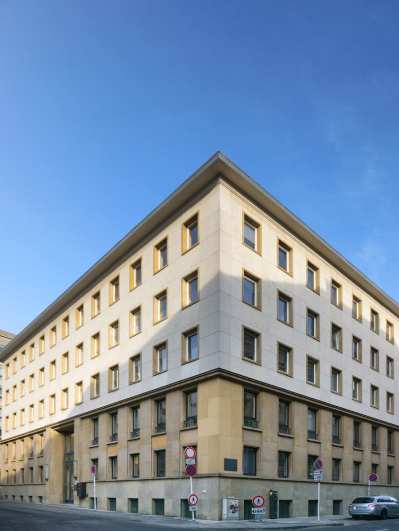 Ministère de l'Education nationale, 18-20 montée de la Petrusse